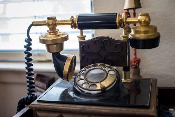 การประดิษฐ์โทรศัพท์