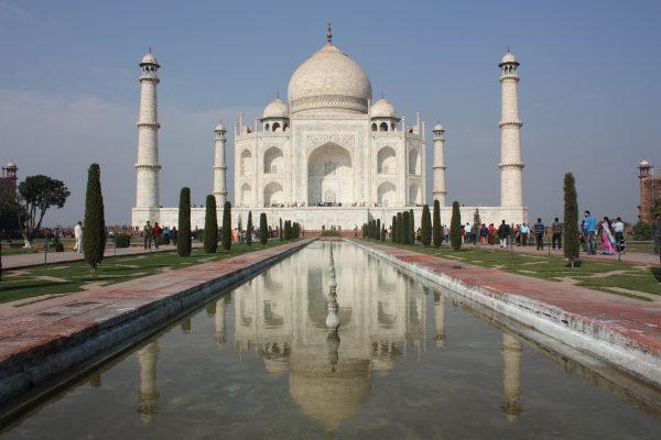 การเดินทางที่หรูหราของอินเดีย